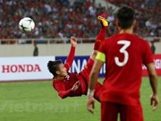 Vietnam scores first win at World Cup 2022 qualifiers
