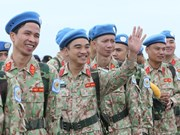 Vietnam deploys peacekeepers to serve in South Sudan