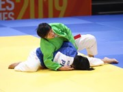 SEA Games 30: Kurash a goldmine for Vietnam