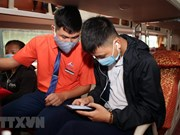 Compulsory health declaration for passengers on public transport
