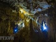 Tra Tu Cave in Ninh Binh province