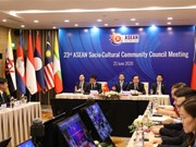 23rd ASEAN Socio-Cultural Community Council Meeting