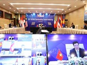 Deputy PM Minh chairs 26th ASEAN Coordinating Council Meeting