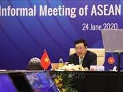 Informal ASEAN Foreign Ministers Meeting