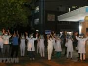 Lockdown on COVID-19 hit hospital in Da Nang lifted