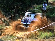 Vietnam Off-road PVOIL Cup 2020 challenges racers