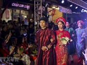 Fashion show recalls Thang Long memories