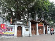 Hanoi's relic sites shut down amid Covid-19 outbreak