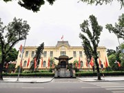 Historical places recall capital's Liberation Day 67 years ago