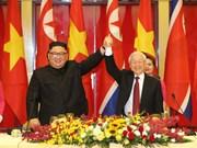 Historical milestones in Vietnam-DPRK relations