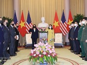 Vice President welcomes US Vice President