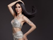 Nguyen Thuc Thuy Tien to compete at Miss Grand Int'l