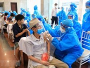 Hanoi exerts all efforts to complete vaccination drive by Sept. 15