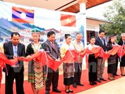 Meeting marks Lao National Day in Thai Nguyen