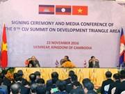 Cambodia, Laos, Vietnam to enhance economic connectivity