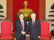 Party chief stresses role of fronts, associations in bilateral ties