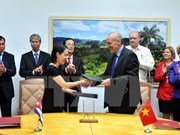Vietnam, Cuba bolster economic, science, technology ties