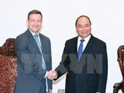 Prime Minister greets French Ambassador