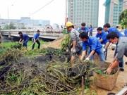 Hanoi Protestants contribute to environmental protection