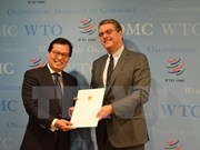 WTO Director General lauds Vietnam's socio-economic achievements