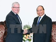 PM receives incoming Australian Ambassador