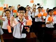 Students pledges to work to end gender discrimination
