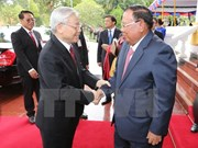 Party leader's visit fosters special solidarity with Laos: Lao media