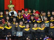 Vietnam – Japan University enrolls students in Japan