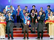 Luong Dinh Cua Award ceremony held