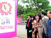Gia Lai holds exhibition to mark national resistance day