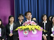 IHL Moot Competition 2016 opens in HCM City
