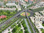 Flyover coming to unclog roads near airport in HCM City