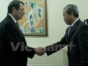 Vietnamese Ambassador to Cyprus presents credentials