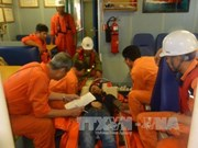 Da Nang authorities give Chinese sailor timely rescue
