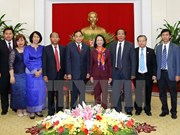 Cambodian official affirms efforts to foster ties with Vietnam