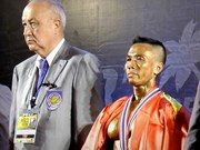 Bodybuilders win world champs gold in Thailand