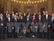 Vietnamese, Mexican legislatures boost cooperation