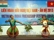 Festival boosts Vietnam-India friendship