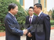 Vietnam, Myanmar forge stronger security ties