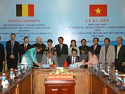 HCM City, Belgian province bolster agricultural partnership