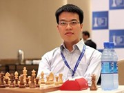 Vietnam's top chess player jumps to 29th place in world rankings