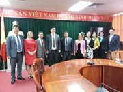 Vietnam, Mongolia boost trade union partnership