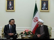 Iran eyes improved cooperation with Indonesia