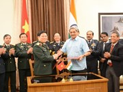 Vietnam, India hold large potential to deepen defence partnership