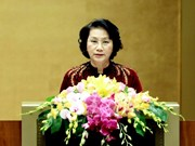 Top legislator's visit set to reinforce Vietnam-India partnership