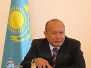 Kazakhstan eyes all-round links with Vietnam