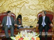 IMF chief economist affirms support for Vietnam's fiscal reform