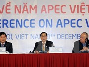 APEC Year 2017 – focus of Vietnam's external activities: Deputy FM