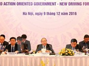 Forum repeats Government's resolve to build facilitating government