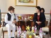 Vietnam, India called to strengthen solidarity